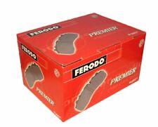 Ferodo Premier PEUGEOT 205 306 XSARA RENAULT 19 CLIO MEGANE MK1 Rear Brake Pads