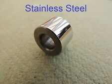 41-4036,BSA A65,A50,B40 ENGINE STUD / FRAME SPACER,SEAT SPACER,STAINLESS STEEL,