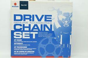ORIGINAL Suzuki GSX 1300R Kettensatz, K8-K9 Kette Ritzel GENUINE Drive Chain Kit