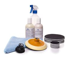 PRO Glass Polishing System , hard water stain remover, lime scale remover
