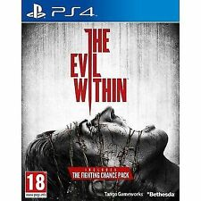 Sony PlayStation 4 The Evil Within Bethesda Video Games