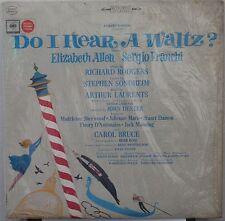 > DISCO 33 GIRI - ELIZABETH ALLEN - SERGIO FRANCHI - DO I HEAR A WALYZ?
