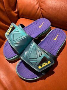 Nike Air Lebron 2 slide Elite Force
