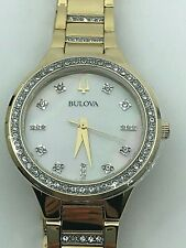 Bulova Crystal Women's Watch 98X129