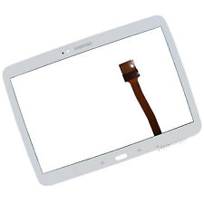 Samsung Galaxy Tab2 P5100 Touchscreen Touch Glass Scheibe Digitizer Flex Weiss