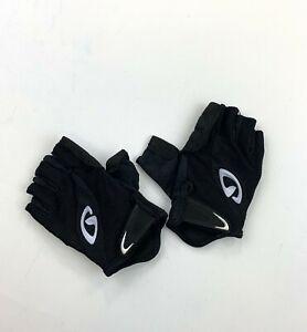 Giro Tessa Gel Women's Cycling Gloves Size Small Black