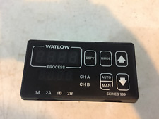 Watlow Temperature Controller 999D-22KK-NKRG Series 999 Multi-Loop Limit Process