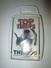 Top Trumps The Dog Artlist Collection Card Game
