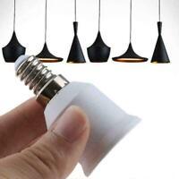 E14 to E27 Screw Socket Lamp Holder Extend Base LED R2R1 Bulb Favo Light U2Q1