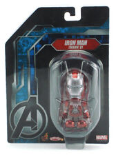Hot Toys Cosbaby Iron Man Mark V Figure Avengers Assemble Movie Series Marvel