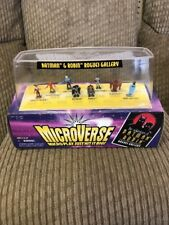 1996 Hasbro Micro Batman Animated Series playset Batman & Robin Rogues Gallery