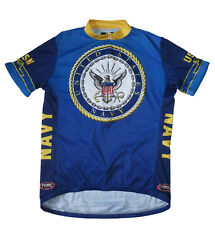 Primal UNITED STATES NAVY Cycling Jersey, Men's L