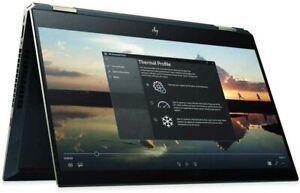 "HP x360 Spectre Laptop Touch 13t-ap000 13 poseidon blue 13.3"" i7 Quad 8GB 512GB"