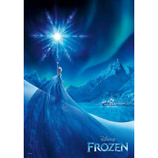 Disney Frozen Elsa Glow in the Dark 1000 Piece Jigsaw Puzzle