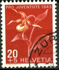 """SWITZERLAND - SVIZZERA - 1943 - """"Pro Juventute"""""""