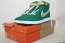 Nike Vandal Hi Canvas release 2004 EU 42,5 UK.8 grün gold 308852 371