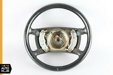 90-92 Mercedes R129 300SL 500SL 600SL Driver Steering Wheel Black OEM