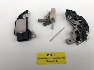 Delco CS130 CS121  Alternator Rectifier Regulator Brush Holder Assembly