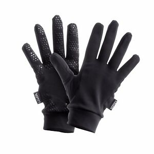 Cycle/Cycling/Bike/MTB Thermal Fleece Lined Lightweight Liner Gloves XXXS to XL