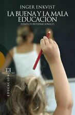 454. Good and Bad Education. examples yet. Expedited shipping (spain)