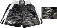 Pernell Whitaker Autographed Everlast Boxing Trunks (JSA)