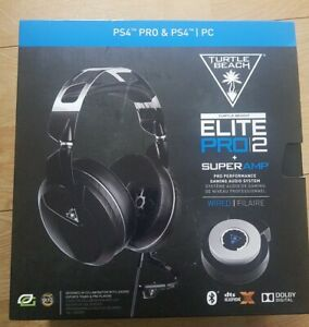TURTLE BEACH Elite Pro 2 7.1 Gaming Headset + SuperAmp (Used Only Few Hours)