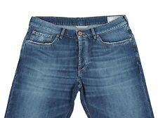 Brunello Cucinelli Cotton distressed Blue Denim Jean Pants  US 36 IT 52 NEW B26