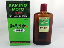 Japanese Original Hair Restoration KAMINOMOTO A 200ml from Japan