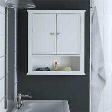 SystemBuild Franklin Wall Cabinet in Soft White