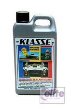 Klasse High Gloss Professional Sealant Glaze 500ml - For Cars, Boats & Planes