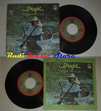LP 45 7'' DRUPI Provincia Piero va 1978 italy REAL MUSIC RM 18000 cd mc dvd*