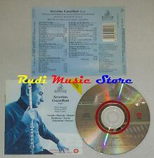 CD SEVERINO GAZZELLONI flauto VIVALDI MARCELLO HANDEL BEETHOVEN  lp mc dvd
