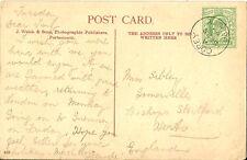Gorey/JERSEY:: 1909 singolo anello Annulla nella foto cartolina