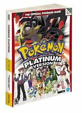 Pokémon Platinum: Prima Official Game Guide, Inc. Pokemon USA, Good Book