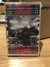 Los Fabulosos Cadillacs Bares Y Fondas Rock Cassette TAPE Rare Latin Sealed