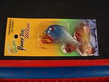 Joe Bucher Power Tec Pro Crankbait 200 Series Blue Pearl 61032 Fishing Lure