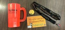 Agricola Promo Pack - Cup, Lanyard, Button, Bumper Sticker