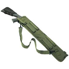 "CONDOR #148 Tactical 29"" MOLLE Shotgun Scabbard Gun Carrying Bag Case OD Green"