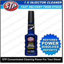 1x STP Diesel Injector Cleaner Fuel System Treatment Additive Restores Power