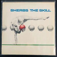 Sherbs - The Skill (LP, Album) 1st Italy press ATC 50783 NM/VG
