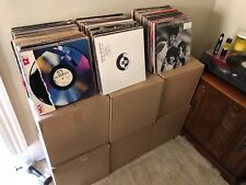 "Lot of 15 12"" Vinyl Records 70's Disco, Funk, Night Hall, Nightclub"