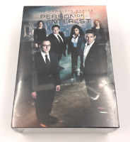 Person of Interest : Complete Series Season 1-5 (DVD, Region 1) Brand New