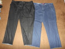 Lot of 2 Women's pants size 22W