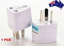UK European US Universal to AU Australia Power Plug Travel Adaptor Converter
