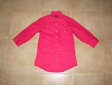 Dsquared² Runway WESTERN Pink Shirt 3/4 Sleeve 52 IT(50 IT) SS/05 71C075 415€