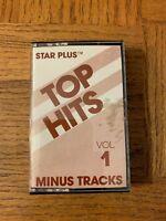 Top Hits Volume 1 Cassette