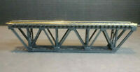 HO Scale Deck Bridge with Track - Vintage