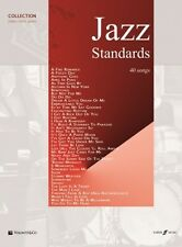 JAZZ STANDARDS COLLECTION - 40 SONGS (Piano/Voce/Chitarra)