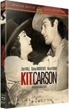 Blu Ray : Kit Carson - WESTERN - NEUF