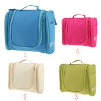 Unisex Luxury Wash Bag Hanging Travel Trip Toiletry Storage Cosmetic Organizer